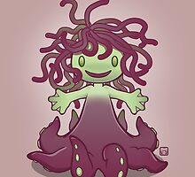 Little Sea Monster by munchkinworks