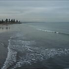 Glenelg Beach II by Skye Davidson