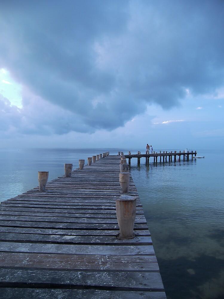 A Caribean Morning by Stuart  Milton