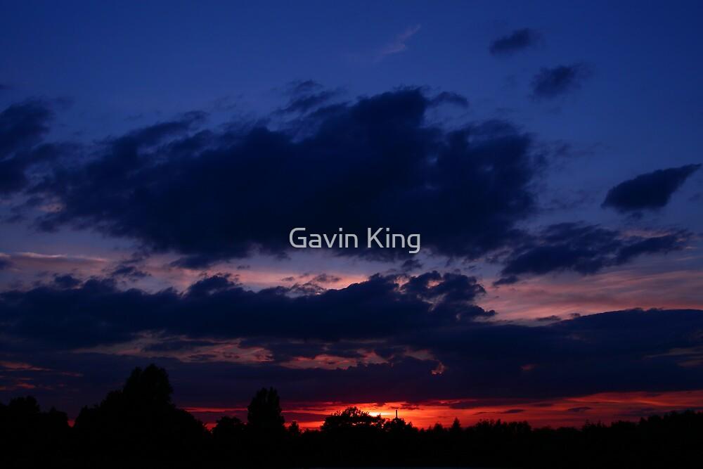 Burnt Night by Gavin King
