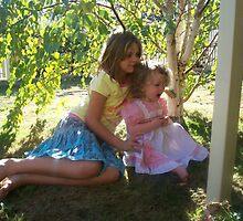 My Beautiful Girls by gracesmum