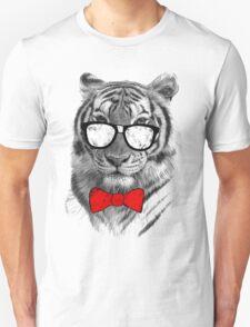 Be Tiger Smart Unisex T-Shirt