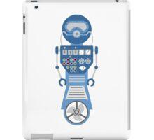 Scuba Diver Robot iPad Case/Skin