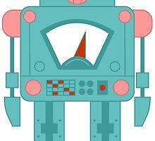 Siren Robot by pounddesigns