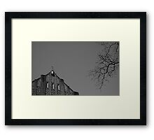 Catholic School Framed Print