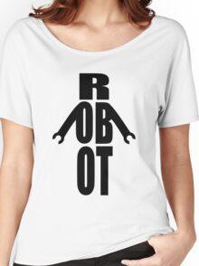 Word Robot Women's Relaxed Fit T-Shirt