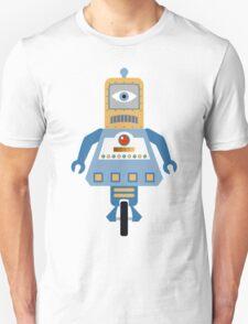 Unicycle Robot Unisex T-Shirt