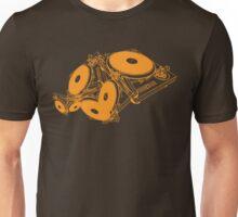 Turn Tables Unisex T-Shirt