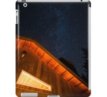 Cozy Cabin iPad Case/Skin