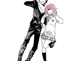 Yato & Kofuku by Jitter4528