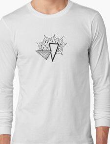 Whimsical Modernism Long Sleeve T-Shirt