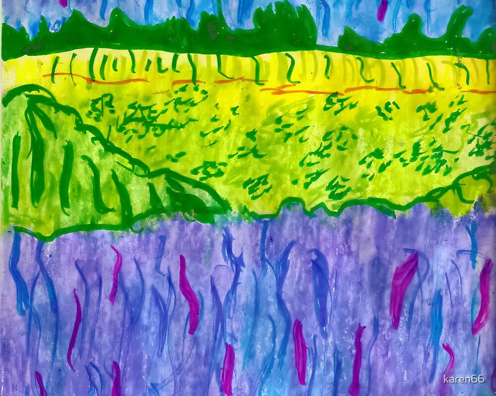 Landcape Painted by karen66