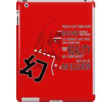 Itachi's Magenkyou iPad Case/Skin
