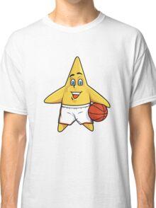 Shooting Star Cartoon Style Classic T-Shirt