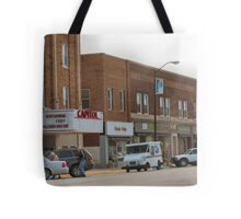 West Side Story Tote Bag