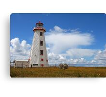 Lighthouse - North Cape Canvas Print