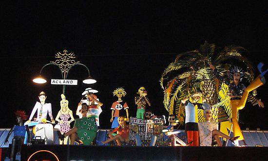 Acland Street St Kilda Nightlife by paxempire