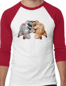 Mirror match Men's Baseball ¾ T-Shirt