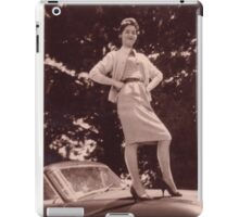 Memories of the Fifties A 90 #2 iPad Case/Skin