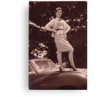 Memories of the Fifties A 90 #2 Canvas Print