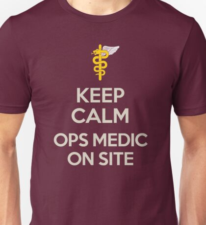 Ops Medic On Site Unisex T-Shirt