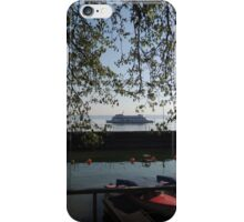 Gliding through the Water iPhone Case/Skin