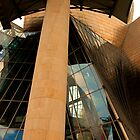 Guggenheim - Bilbao #3 by Tom Clark