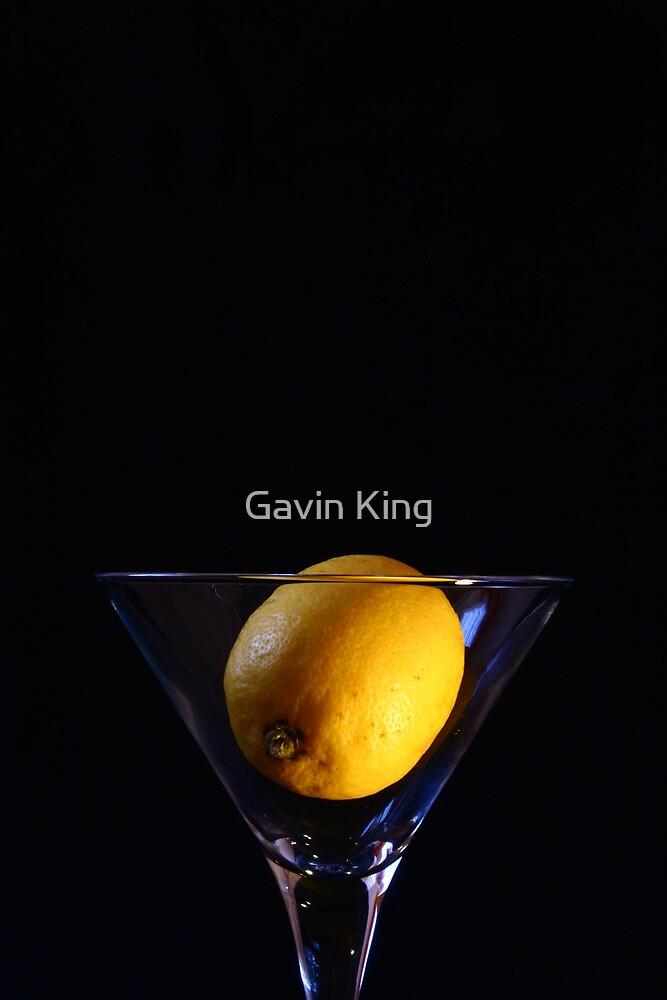 Lemon Cocktail by Gavin King