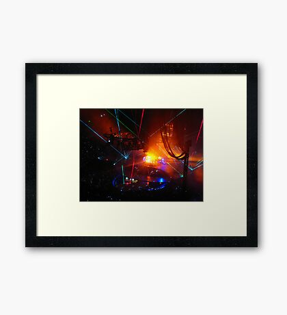 Unearthly Framed Print