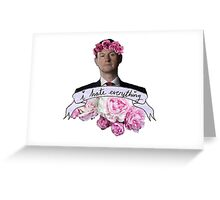 ♥ Mycroft ♥ Greeting Card
