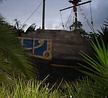 Pirates bote by Tansie