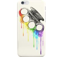 Knock some colors iPhone Case/Skin