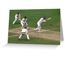 MCG Boxing Day 2006 ~ Shane Warne's 700th Test Wicket Greeting Card