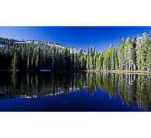 Mirror Pond Photographic Print
