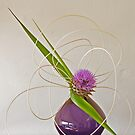 Ikebana-047 by Baiko