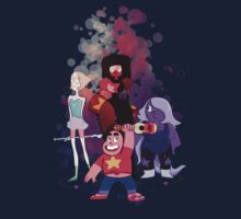 We are the Crystal Gems! Kids Tee