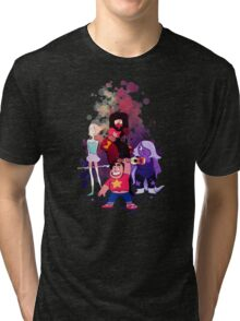We are the Crystal Gems! Tri-blend T-Shirt