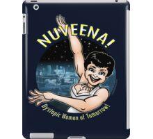 Nuveena! iPad Case/Skin