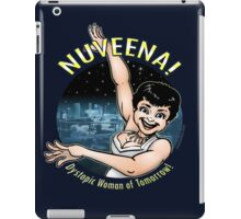 Nuveena! iPad Case/Skin