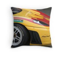 Right Front Throw Pillow