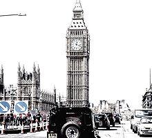 London Traffic by webgrrl