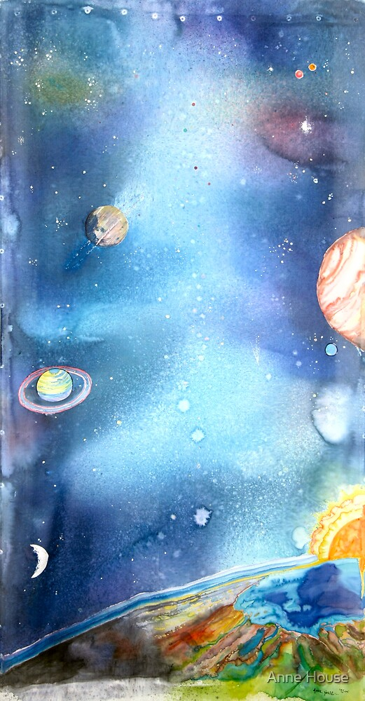 Stars and Planets by Anne House