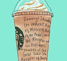 Daenerys Targaryen 2 by Alyssa Taylor