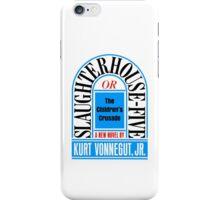 Slaughterhouse-Five Phone Case iPhone Case/Skin