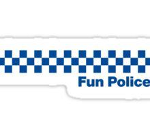 Fun Police // 02 Sticker
