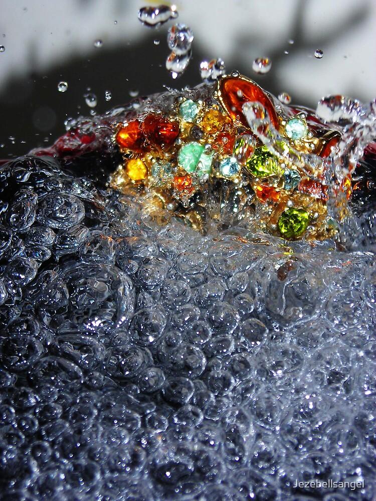 Rainbow Crystals by Jezebellsangel