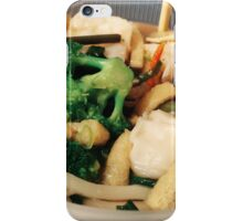 Shumai Udon Noodle Soup iPhone Case/Skin