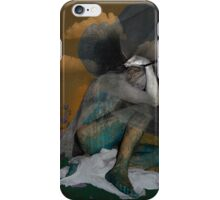 BLACK BEAUTY iPhone Case/Skin