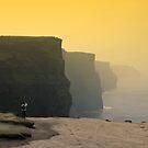 Cliffs of Moher by Kurt  Tutschek