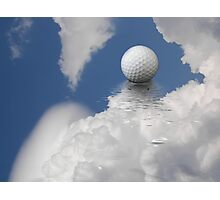 Golf Outing Photographic Print